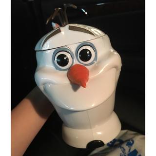 ディズニー(Disney)のオラフの蓋つきマグカップ(マグカップ)