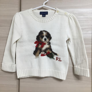 ラルフローレン(Ralph Lauren)のラルフローレン  セーター 90(ニット)