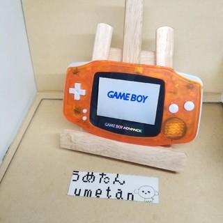 ゲームボーイアドバンス(ゲームボーイアドバンス)のNOMOSさん カスタムゲームボーイアドバンス(携帯用ゲーム機本体)