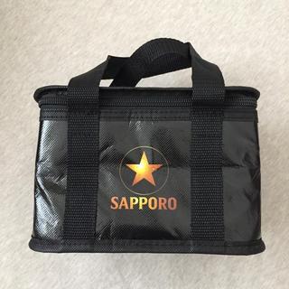サッポロ(サッポロ)のサッポロ 黒ラベル 生ビール 保冷バッグ 保冷袋 非売品(ビール)