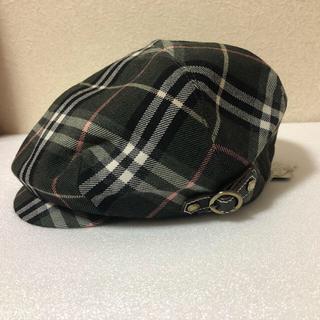 バーバリーブルーレーベル(BURBERRY BLUE LABEL)のBURBERRY ハンチング(ハンチング/ベレー帽)