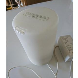 MUJI (無印良品) - 無印良品、超音波アロマディフューザー。