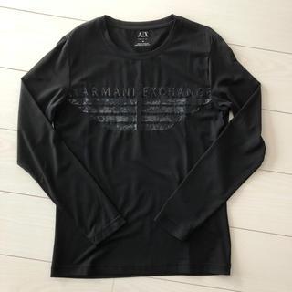アルマーニエクスチェンジ(ARMANI EXCHANGE)のARMANI EXCHANGE ロンT アルマーニ(Tシャツ/カットソー(七分/長袖))