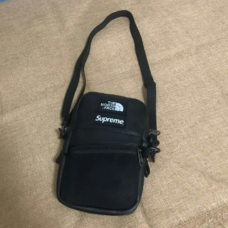 シュプリーム(Supreme)のSupreme TNF Leather Shoulder Bag (ショルダーバッグ)