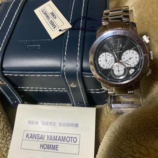 カンサイヤマモト(Kansai Yamamoto)の山本寛斎 腕時計 KANSAI YAMAMOTO(腕時計(アナログ))