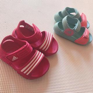 アディダス(adidas)のアディダス サンダル 12.0(サンダル)