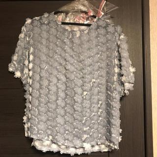 チェリーアン(cherry Ann)のSonicca 半袖 ブラウス(シャツ/ブラウス(半袖/袖なし))