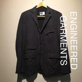 エンジニアードガーメンツ(Engineered Garments)のエンジニアードガーメンツ アンドバージャケット ペイズリー サイズS(テーラードジャケット)