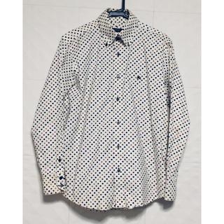 バーバリー(BURBERRY)の【美品】バーバリー デザインシャツ サイズ40  メンズS-M(シャツ)