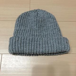 アナザーエディション(ANOTHER EDITION)のニット帽(ニット帽/ビーニー)