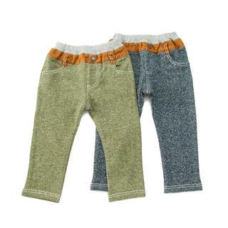 キムラタン(キムラタン)の新品タグ付き キムラタン パンツ80cm(パンツ)