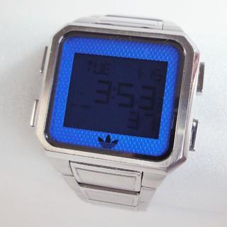 アディダス(adidas)のadidas デジタル腕時計 ADH2011 Peachtree (腕時計(デジタル))