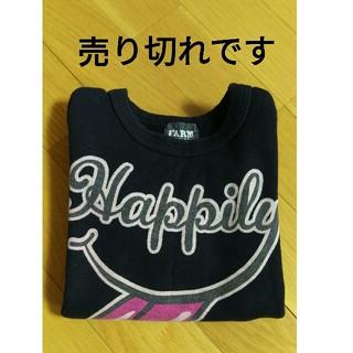 シシュノン(SiShuNon)のトレーナー100㎝(Tシャツ/カットソー)