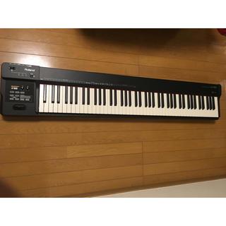 ローランド(Roland)の【新古品】Roland MIDI KEYBOARD A-88 ピアノタッチ88鍵(MIDIコントローラー)