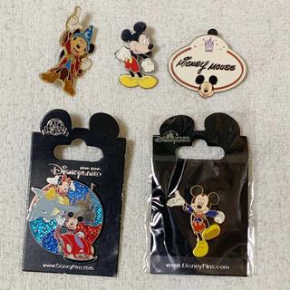 Disney - ディズニー ミッキーピン (セット売り)