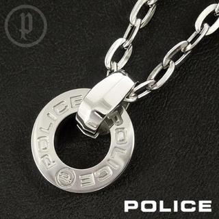 ポリス(POLICE)の【美品】POLICE ポリス HALLOW ネックレス(ネックレス)