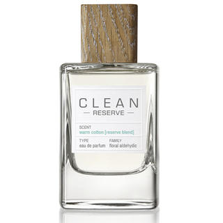 クリーン(CLEAN)のCLEAN RESERVE warm cotton 1.5ml(ユニセックス)