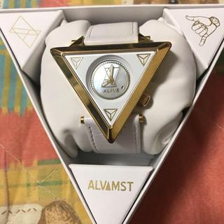 アライブアスレティックス(Alive Athletics)のarrive 腕時計 湯川正人(腕時計)