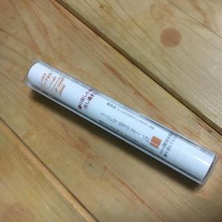 ムジルシリョウヒン(MUJI (無印良品))の無印良品 しっとりUVリップカラー・ベージュ01 SPF13(リップケア/リップクリーム)