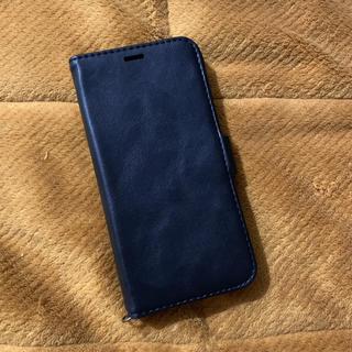 エレコム(ELECOM)のiPhoneXケース ELECOM手帳ケース(iPhoneケース)