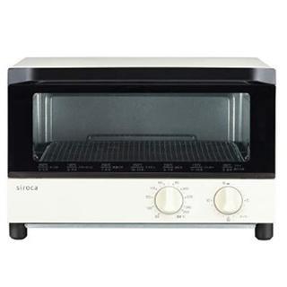 ★即日発送★ 温度調節◎ オーブントースター トースト4枚 ピザ25cm(電子レンジ)