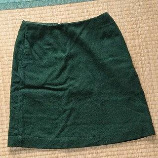 ムジルシリョウヒン(MUJI (無印良品))の無印良品のスカート(ひざ丈スカート)