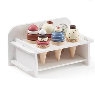 イケア(IKEA)のKids Concept アイスクリーム&カップケーキセット✳︎(知育玩具)