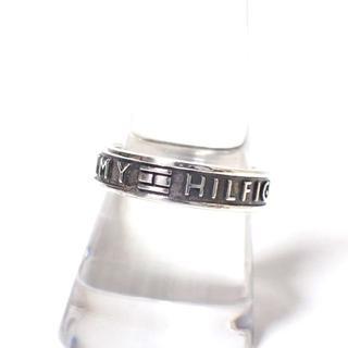 トミーヒルフィガー(TOMMY HILFIGER)のA730 トミーヒルフィガー シルバーリング 指輪 5.3g 19号 925(リング(指輪))