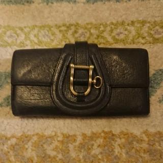 トフアンドロードストーン(TOFF&LOADSTONE)のTOFF&LOADSTONE 長財布 ブラック(財布)