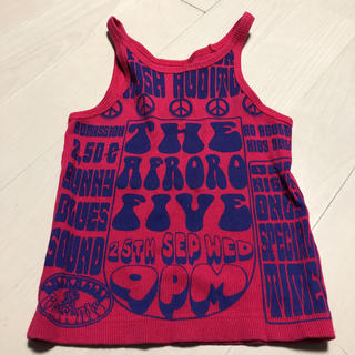 バックアレイ(BACK ALLEY)のback alley130センチ(Tシャツ/カットソー)