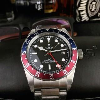 チュードル(Tudor)のチューダー ブラックベイGMT 79830RB(腕時計(アナログ))