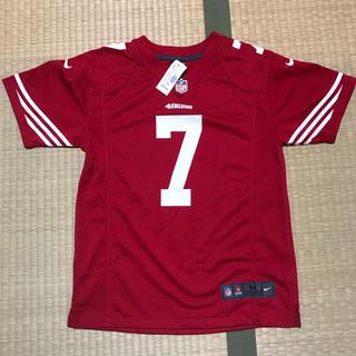 ナイキ(NIKE)のSAN FRANCISCO 49ERS GAME JERSEY(アメリカンフットボール)