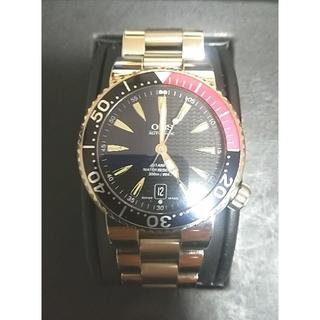 オリス(ORIS)のORIS オリス TT1 ダイバーズ 自動巻き 733 7562 71 54 M(腕時計(アナログ))