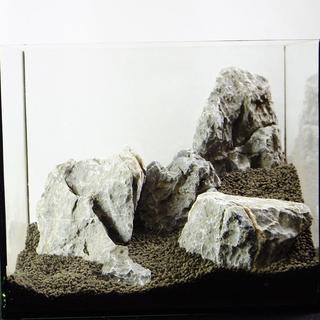 青龍石セット 25水槽  4-16cm  SS094 アクアリウム テラリウム(アクアリウム)