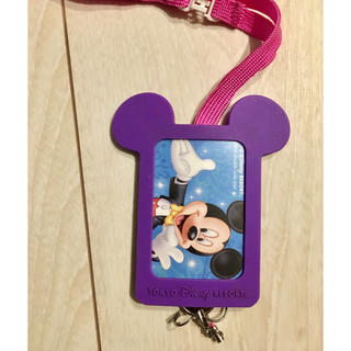ディズニー(Disney)のディズニー パスポートホルダー(遊園地/テーマパーク)