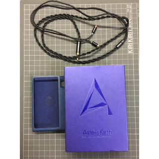 アイリバー(iriver)のAstell&kern AK70 True Blue(限定){交渉受け付けます}(ポータブルプレーヤー)