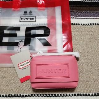 ハンター(HUNTER)のHUNTER(ハンター)◆ラバーポーチ◆未使用品(ポーチ)