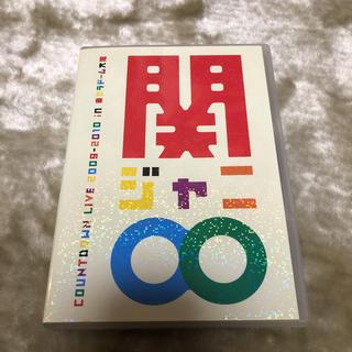 関ジャニ∞ - COUNTDOWN LIVE 2009-2010 DVD 関ジャニ∞
