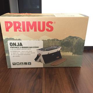 プリムス(PRIMUS)のプリムス オンジャ ツーバーナー(ストーブ/コンロ)