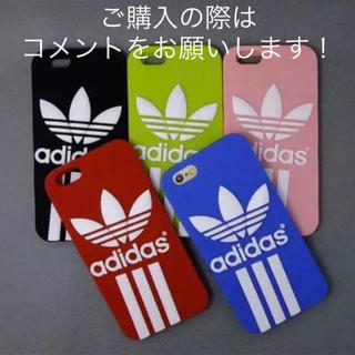 adidas - 【大人気!新品未使用品!】adidas iPhoneケース