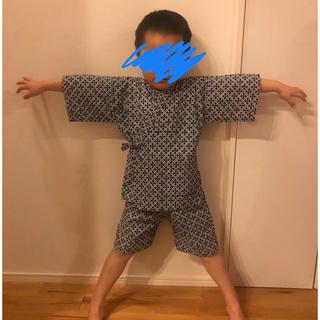 甚平 110 男の子(甚平/浴衣)
