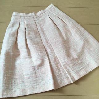 アナイ(ANAYI)のアナイスカート(ひざ丈スカート)