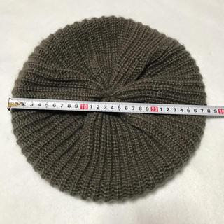 イーハイフンワールドギャラリー(E hyphen world gallery)のベレー帽 ニット(ハンチング/ベレー帽)