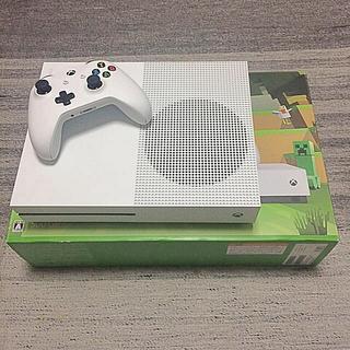 エックスボックス(Xbox)のXBOX ONE S 500GB 本体 Microsoft(家庭用ゲーム本体)