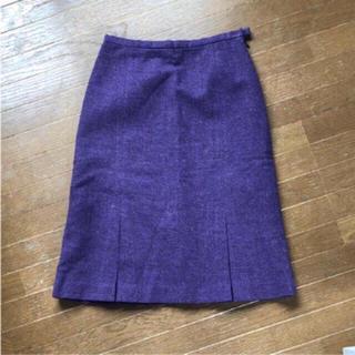 インエ(i.n.e)のインエ スカート (ひざ丈スカート)