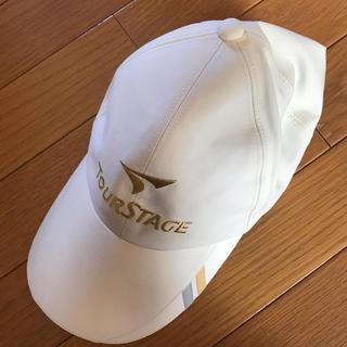 ツアーステージ(TOURSTAGE)のツアーステージ 帽子(ウエア)