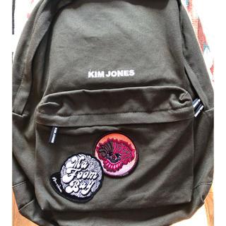 キムジョーンズ(KIM JONES)の値下げ可能 週末取り下げ GU KIM JONES  キムジョーンズ (バッグパック/リュック)