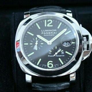 オフィチーネパネライ(OFFICINE PANERAI)のパネライ ルミノール パワーリザーブ PAM00090(腕時計(アナログ))