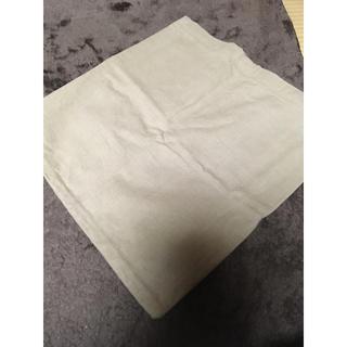 ムジルシリョウヒン(MUJI (無印良品))の無印良品 オーガニック綿 クッションカバー (クッションカバー)