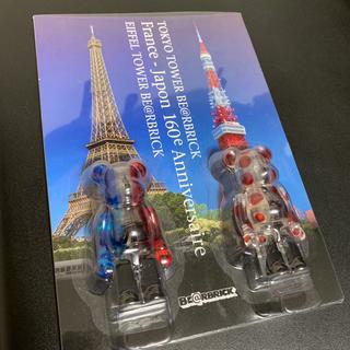BE@RBRICK ベアブリック 100% 東京タワー エッフェル塔 限定品